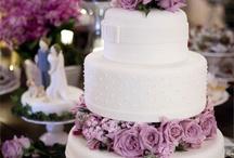 Bröllop - Tårta
