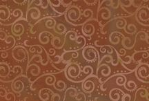 "108"" Ombre Scroll by Quilting Treasures / These 108"" wide quilt backing fabrics are available from www.backsidefabrics.com"