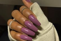 Bday nails idea