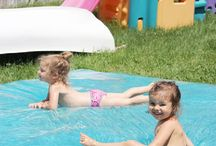 Cool outside activities and summer ideas