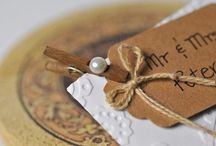 Mini Clothespins - Wedding Decor / Accent rustic weddings or events with these cute miniature wooden clothespins. Each 1-inch long pin has a metal spring just like full size clothespins. They are ideal for escort cards, wedding favors, scrapbooking, card making, gift wrapping, label holders, candy buffet labels and photo displays.