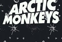 Arctic monkeys❄