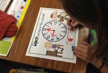 School - Math - Telling Time