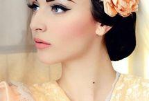 Make up & emily rajav