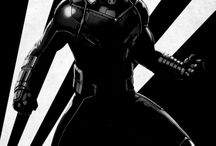 Marvel Civil War Black and White Collection at Wallure / http://wallure.com/index.php/uk/posters/marvel-civil-war-black-and-white-collection.html