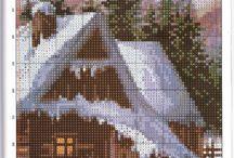 Embroidery - Landscape Patterns