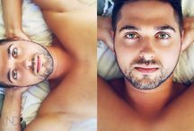 Dudeoir Photo Shoots / Dudeoir (Male Boudoir) - Makeup, Hair, Styling and Photography by NewDef Cape Town, South Africa.