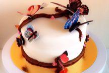 Butterfly cake!! / memcakesandcookies.com