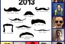 #Movember2013 / La Redazione di Brandforum partecipa all'iniziativa #Movember 2013