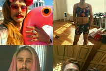 Lana is queen / Worshiping God