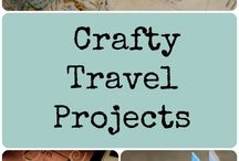 Travel Craft Projects / Projects and DIYsto work on after you get back from your trip to keep your travel's memory alive, or even before you go adventuring to get excited for your journey!