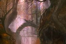 Mytiska platser