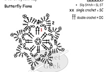 Crochet: schemi
