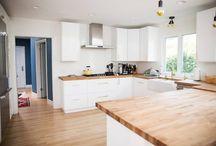 kitchen spaces