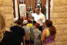 Religious School - 2013-2014 / Photos of our religious school activities