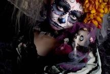 Noche de los Muertos / Inspiration for halloween!