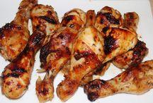 cuisses de poulets