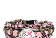 Paracord Bracelets / http://www.bonanza.com/booths/gingasgalleria / by Ginga's Galleria Fashions