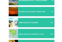 Essential Brazil Travel Guide / Will Brazil be your next great adventure or just another fly by?