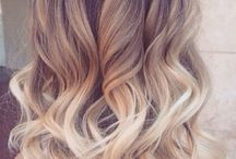 Cheveux Ombrés