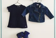 """blue jean baby ~ / Fall into out newest trend """"Blue Jean Baby""""!  Our high quality organically made clothing is durable and can withstand all types of fun so your adventurous little one can tumble and wobble about and you'll be worry free!"""