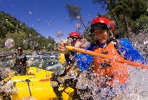 California Whitewater / The California whitewater rafting guide: Featuring info on 16 unique California whitewater rafting itineraries on nine different rivers.