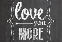 Love thinking / 愛や好きという気持ちや格言など love like feeling poem and quotes