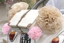 Wedding / Decoraciones bodas