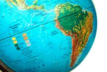 Directionally Challenged / Geography, Maps, and Travel
