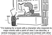 School related funnies / by Wendy Olson