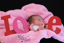 New born photo ideas! / by Ashley Van Ryn