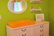 Nursery / by Rebekah Jones Tilson