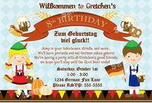 Oktoberfest birthday / Celebrating my 30th