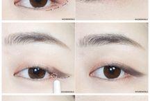 to eyes