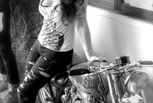 Motorcycles - girls