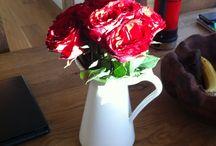 Blomster og hjemme design / Blomster og diverse