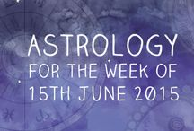 Weekly Astrology / What does your week have in store for you? If you enjoy reading your horoscope and learning about your star sign, you'll love the Wishing Moon Weekly Astrology. We'll help you make the most of your week, unlock your true potential and transform your life with the help of the zodiac.