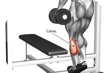 Workouts - Calves