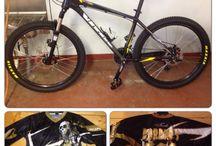 Mountainbike / Cycling