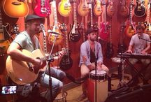 inRooms / Live performances from Gibson Room at Marshall Music Woodmead