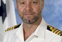 Sentient - Captain Mitchell (Mitch) Onus / The Captain on the last surviving RAN Submarine