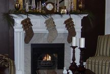 Gas Coal Fireplaces / Vintage style fireplaces for new construction or remodeling