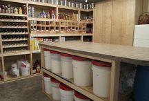 canning & food storage