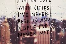 Travelling <3