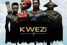 African comics