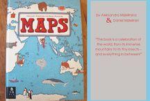 Cheeky Monkey Maps / by Cheeky Monkey Home