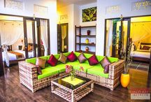 """Villa Dolce Vita / A holiday villa that representative the meaning of a """"sweet life"""" , Villa Dolce Vita offers you a strategic location in the heart of the most happening place in Bali, Seminyak."""