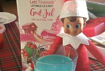 Rampenissen. Elf on The shelf