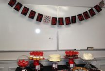 Puzzle Themed Birthday Party Ideas / Items and events, created and styled by Creating Awesomenessity!