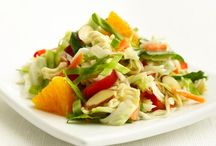 Salads, sides, sandwiches, and soups